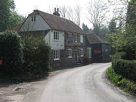 Pub The Chequers Inn