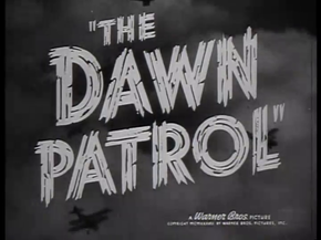 Description de l'image The Dawn Patrol (1938 film) 03.png.
