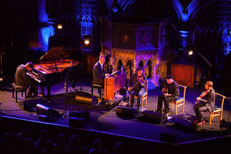 The Gloaming Union Chapel 2016.jpg