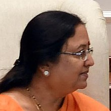 The Governor of Uttarakhand, Baby Rani Maurya.jpg