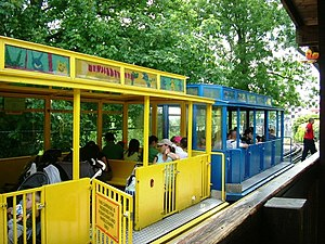 Legoland Windsor Resort - Hill Train
