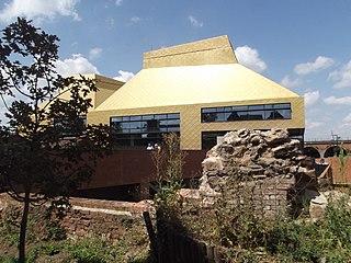 University of Worcester Public university in Worcester, England