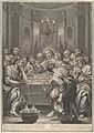 The Last Supper, from The Passion of Christ, plate 5 MET DP835975.jpg