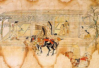 Legend of Kokawa-dera Temple Handscroll