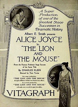 Filmposter The Lion and the Mouse