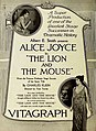 The Lion and the Mouse (1919) - Ad 1.jpg