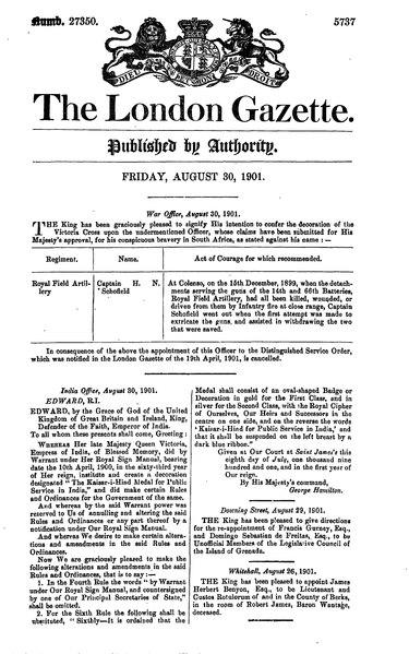 File:The London Gazette 27350.djvu