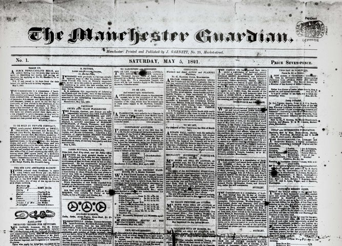 The Manchester Guardian, May 5 1821