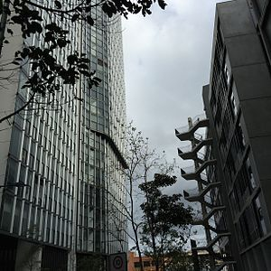 The Mark (Sydney) - Kent Road facade
