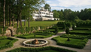 The Mount (Lenox, Massachusetts) - Edith Wharton's The Mount