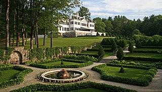 The Mount (Lenox, Massachusetts) United States national historic site