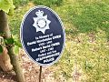The National Memorial Arboretum - Staffordshire Police Memorial.JPG
