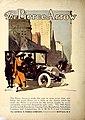 The Pearce Arrow, by Adolph Treidler, 1909.jpg