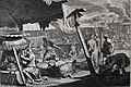 The Phillip Medhurst Picture Torah 475. Building the altar. Exodus cap 38. Mortier.jpg
