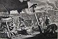 The Phillip Medhurst Picture Torah 475. Building the altar. Exodus cap 38. Mortier.jpg