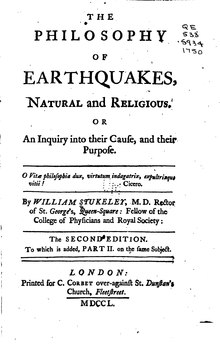 The Philosophy of Earthquakes, Natural and Religious.djvu