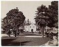 The Plaza and Mission (Nuestra Senora Reina de Los Angeles) (10021686646).jpg