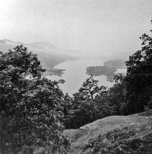 The Queen's View, Loch Tummel, taken 1965 - geograph.org.uk - 744724