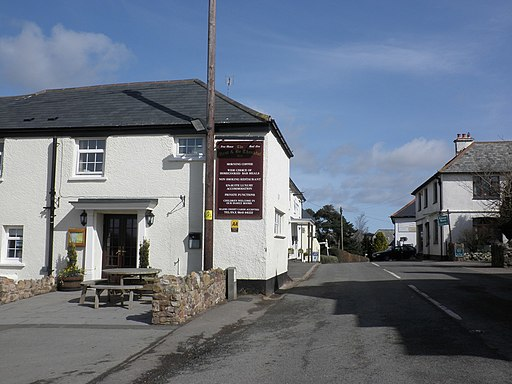 The Rest and be thankful Inn,Wheddon Cross - geograph.org.uk - 1765267