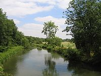 The River Leam from Willes Road Bridge - geograph.org.uk - 27883.jpg