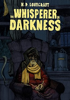 <i>The Whisperer in Darkness</i> Novella by H. P. Lovecraft
