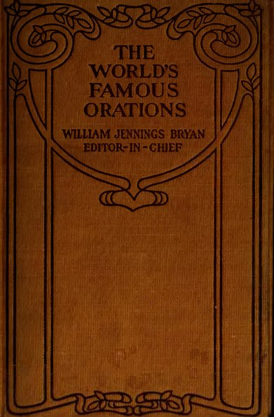 File:The World's Famous Orations Volume 4.djvu