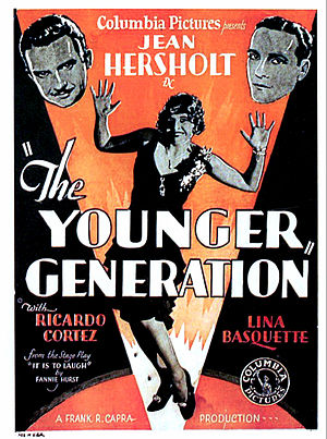 The Younger Generation - Film poster