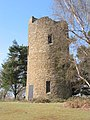The folly tower at the top of Chinthurst Hill - geograph.org.uk - 528702.jpg