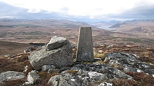 The summit, Càrn an Dubh Choille - geograph.org.uk - 1267734.jpg