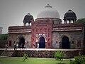 The tomb mosque of Isa Khan Niyazi 06.jpg