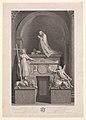 The tomb of Pope Clement XIII Rezzonico in the Vatican MET DP-1557-001.jpg