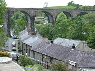 Ingleton, North Yorkshire village and civil parish in the Craven district of North Yorkshire, England