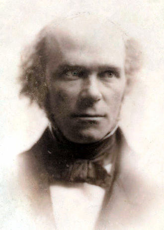 Theodore Parker - Parker circa 1850