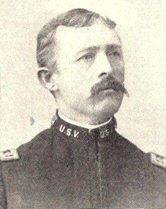 Thomas Cruse - From Volume II of 1903's Deeds of Valor.