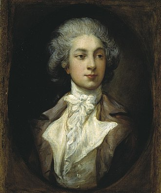 Auguste Vestris - Auguste Vestris, by Thomas Gainsborough, ca 1781