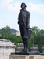 Thomas Jefferson, Quai Anatole France, Paris May 2010.jpg