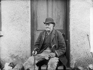 Thomas Jones, Llandovrey at 103 years old