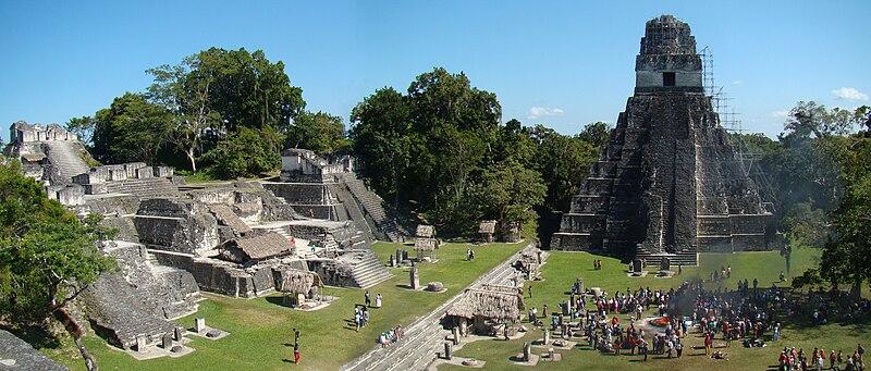 File:Tikal-Plaza-And-North-Acropolis.jpg