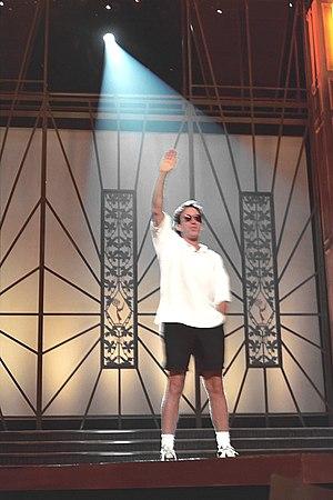 Tim Allen - Allen at the 45th Emmy Awards