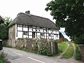 Timber-style Thatched Cottage - geograph.org.uk - 484072.jpg