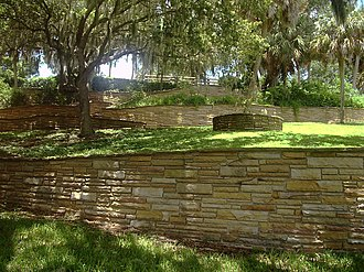 Safety Harbor, Florida - Tocobaga Indian Mound, Philippe Park