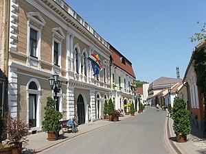 Tokaj - Image: Tokaj.varoshaza