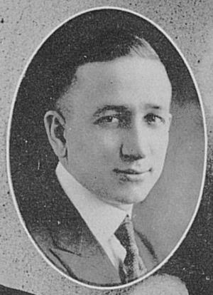 Tom Grubbs - Image: Tom Grubbs U of Kentucky 1920 yearbook photo