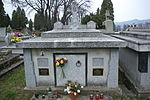 Tomb of Moszoro family at Central Cemetery in Sanok 0.jpg