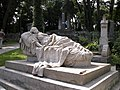 Tomb sculpture - Lychakiv Cemetery.jpg