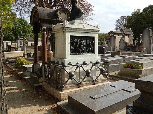 Tombe de Jacques Lisfranc