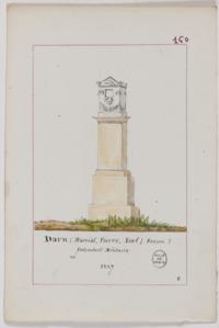 Tombeaux de personnages marquants enterrés dans les cimetières de Paris - 160 - Daru.png