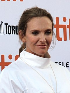 Toni Collette Australian actress, producer, and singer-songwriter