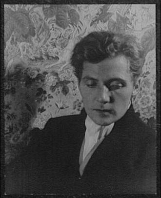 Tonio Selwart - Portrait of Selwart by Carl Van Vechten, September 20, 1933