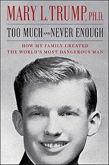 Too Much and Never Enough Front Cover (2020 first edition).jpg